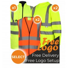 High Visibility Select Bundle Deal