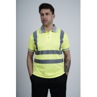 Blackrock® High Visibility Short Sleeve Polo Shirt