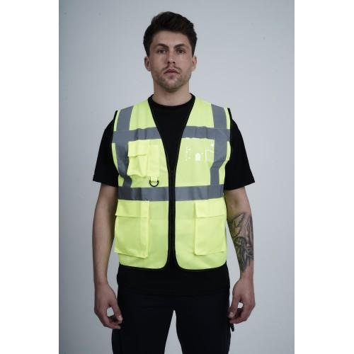 kapton® High Visibility Executive Utility Vest