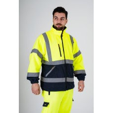 kapton® High Visibility Two Tone Fleece Jacket
