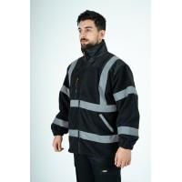 kapton® High Visibility Security Safety Fleece Jacket