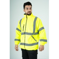 Kapton® High Visibility Fleece Jacket