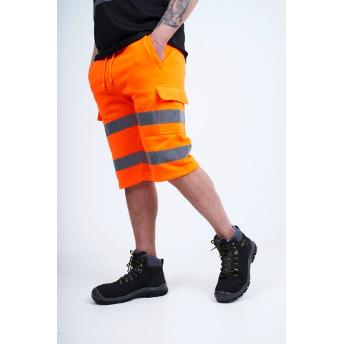 kapton® High Visibility Combat Fleece Shorts