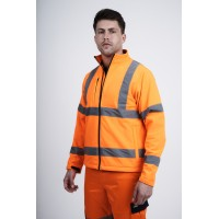kapton® High Visibility Softshell Jacket
