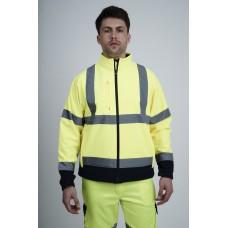 kapton® High Visibility Two Tone Softshell Jacket