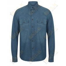Warp & Weft® Denim Shirt