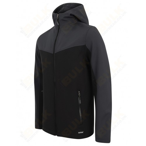 Kapton® Softshell Jacket with Attached Hood