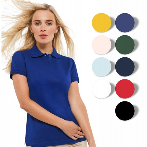 Ladies Elegant Polo Shirt 230 gsm