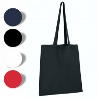 Premium Promotional Cotton Shopper Bag
