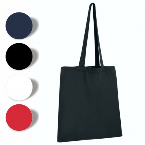 Premium Promotional Cotton Shopper Bag