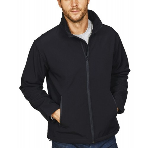 Classic Full Zip Soft Shell Jacket