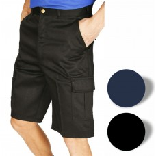 Multi Pocket Cargo Shorts