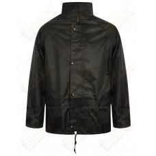 Kapton® Unisex Lightweight Durable PU, Foul Weather/Rain Jacket