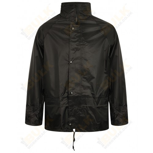 Kapton® Unisex Lightweight Durable PU, Foul Weather/Rain Jacket