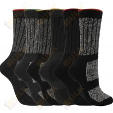 KATO 12 Pack Workwear Socks