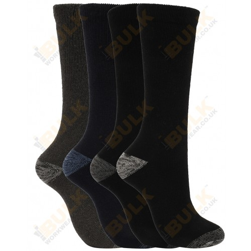Ruff & Tuff 12 Pack Workwear Socks