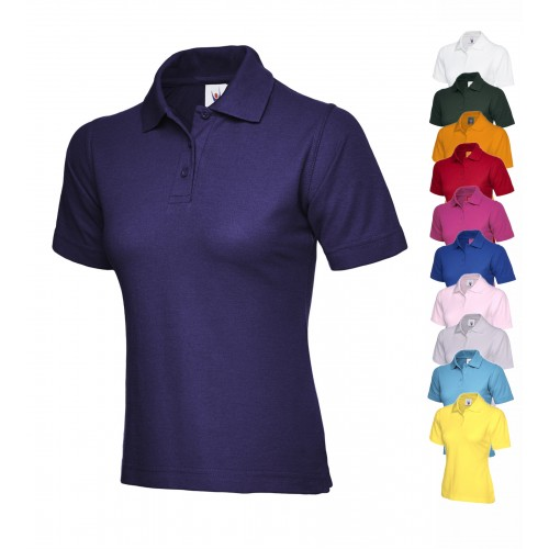 UNEEK® Ladies Pique Poloshirt