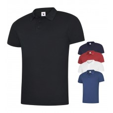 UNEEK® Mens Super Cool Workwear Poloshirt