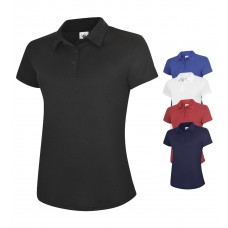 UNEEK® Ladies Super Cool Workwear Poloshirt