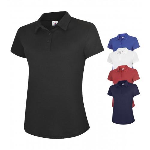 UNEEK® Ladies Super Cool Workwear Poloshirt