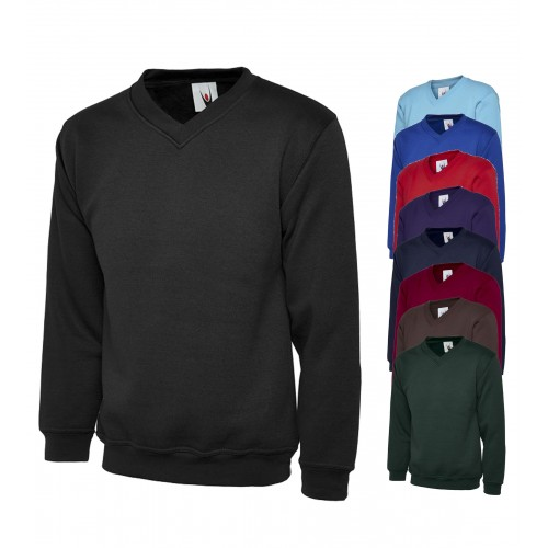 UNEEK® Childrens V Neck Sweatshirt