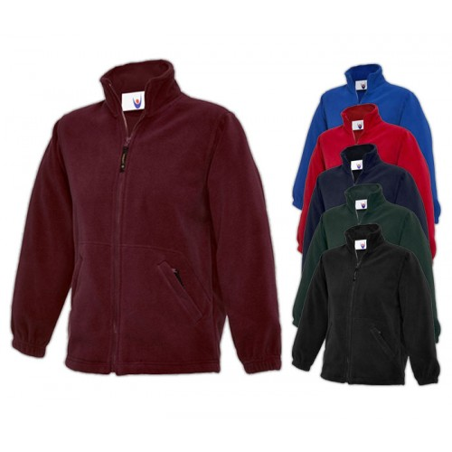 UNEEK® Childrens Full Zip Micro Fleece Jacket