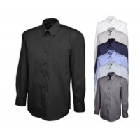 UNEEK® Mens Pinpoint Oxford Full Sleeve Shirt