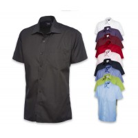 UNEEK® Mens Poplin Half Sleeve Shirt