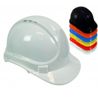 Blackrock® Safety Helmet 6 Point Harness EN397