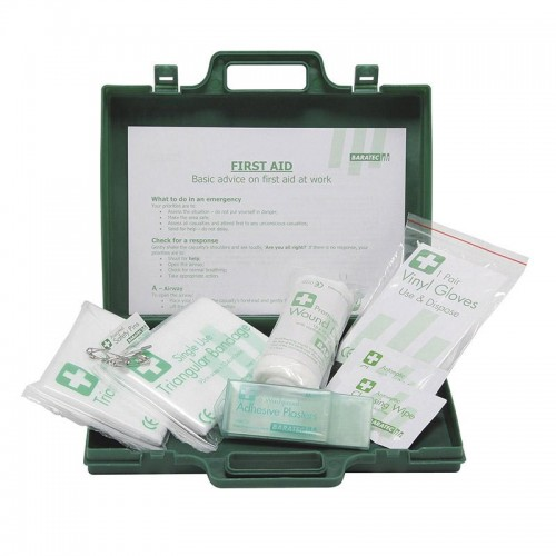 Blackrock® Ten Person First Aid Kit HSE Compliant
