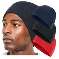 Knitted Unisex Ski Hat Beanie