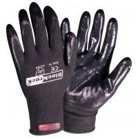 Protective Supergrip Gloves Lightweight Nitrile Coated EN420 EN388 4122