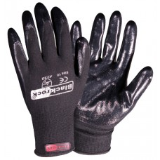 Protective Supergrip Gloves Lightweight Nitrile Coated EN420 EN388 4122