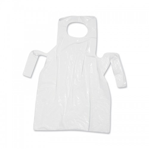 Disposable Aprons (Flat Packed) - Box of 500