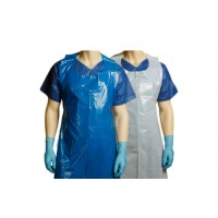 Disposable Aprons (Flat Packed) - Pack of 100