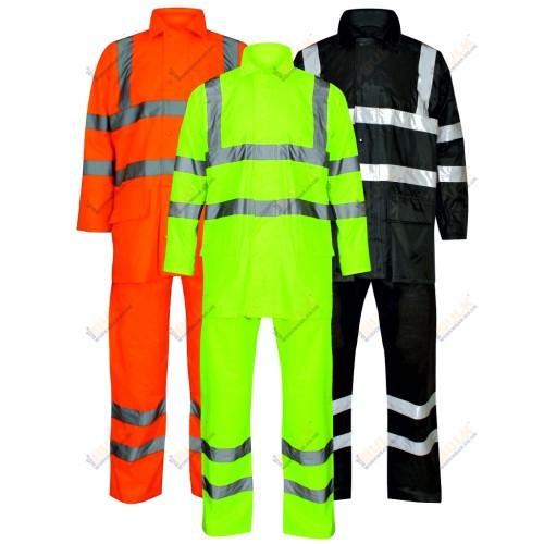 kapton® High Visibility Storm Shield Rain Suit