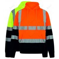 kapton® High Visibility Two Tone Hooded Sweatshirt