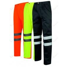 kapton® High Visibility Polycotton Work Trousers