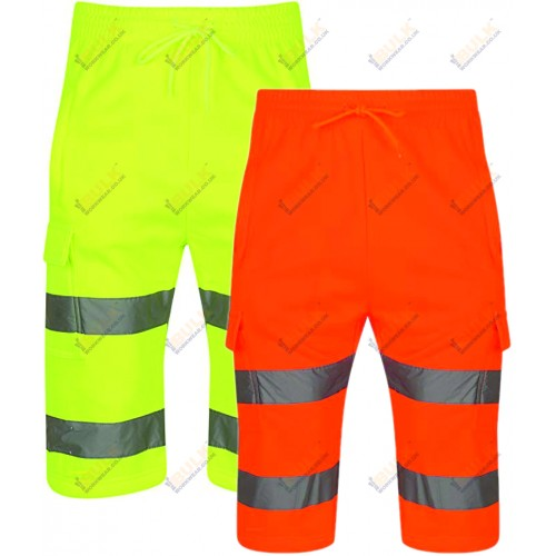 kapton® High Visibility Combat Fleece Shorts