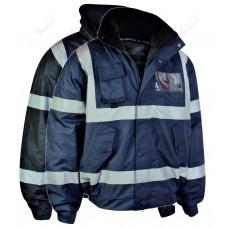 kapton® High Visibility Security Safety Bomber Jacket
