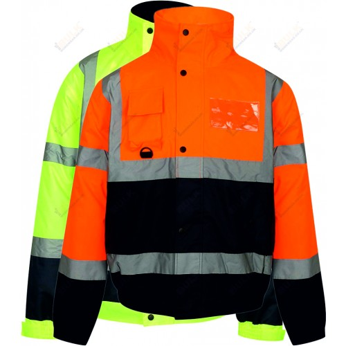 kapton® High Visibility Two Tone Bomber Jacket