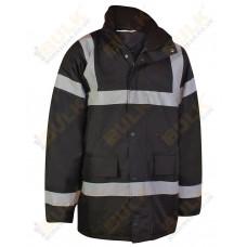 kapton® High Visibility Security Safety Parka Coat