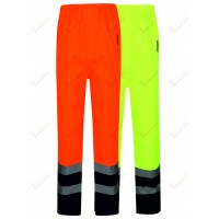 kapton® High Visibility Two Tone Waterproof Over Trouser