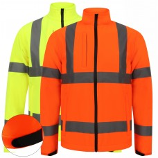 kapton® High Visibility Softshell Jacket