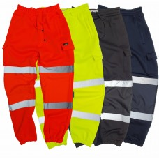 kapton® High Visibility Combat Jogging Fleece Bottoms