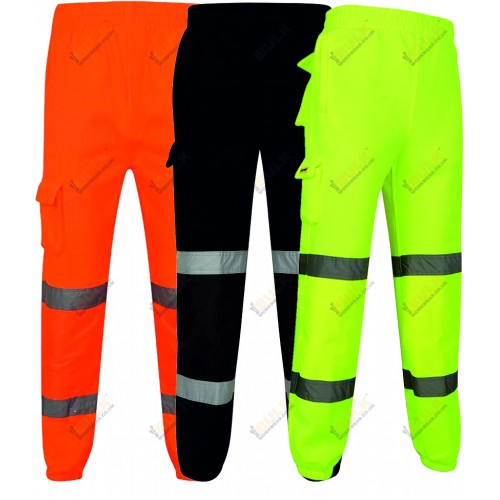 kapton® High Visibility Combat Jogging Fleece Bottoms