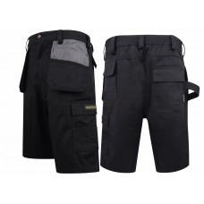 Kapton® Heavy Duty Multi Pocket Cargo Shorts With Holster Pockets