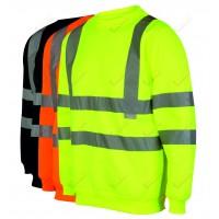 kapton® High Visibility Crew Neck Sweatshirt