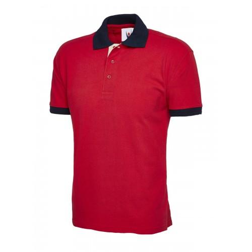 UNEEK® Contrast Poloshirt