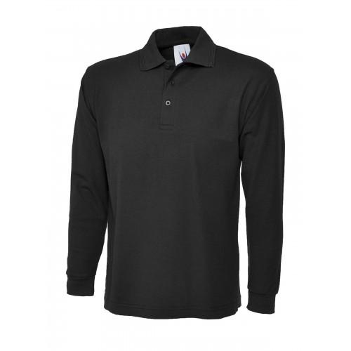 UNEEK® Longsleeve Poloshirt